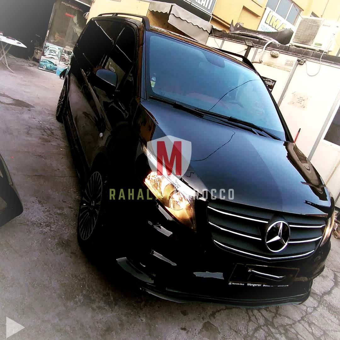 سائق عربي في باكو